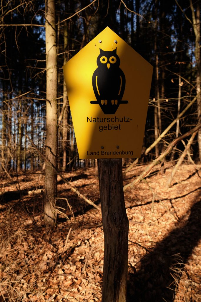 Berlin Brandenburg Deutschland Biesenthal Wehrmühle Wandern Hiking