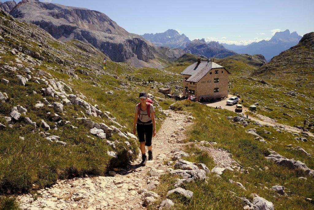 Wandern Italien Dolomiten Alta Badia Col Di Lana