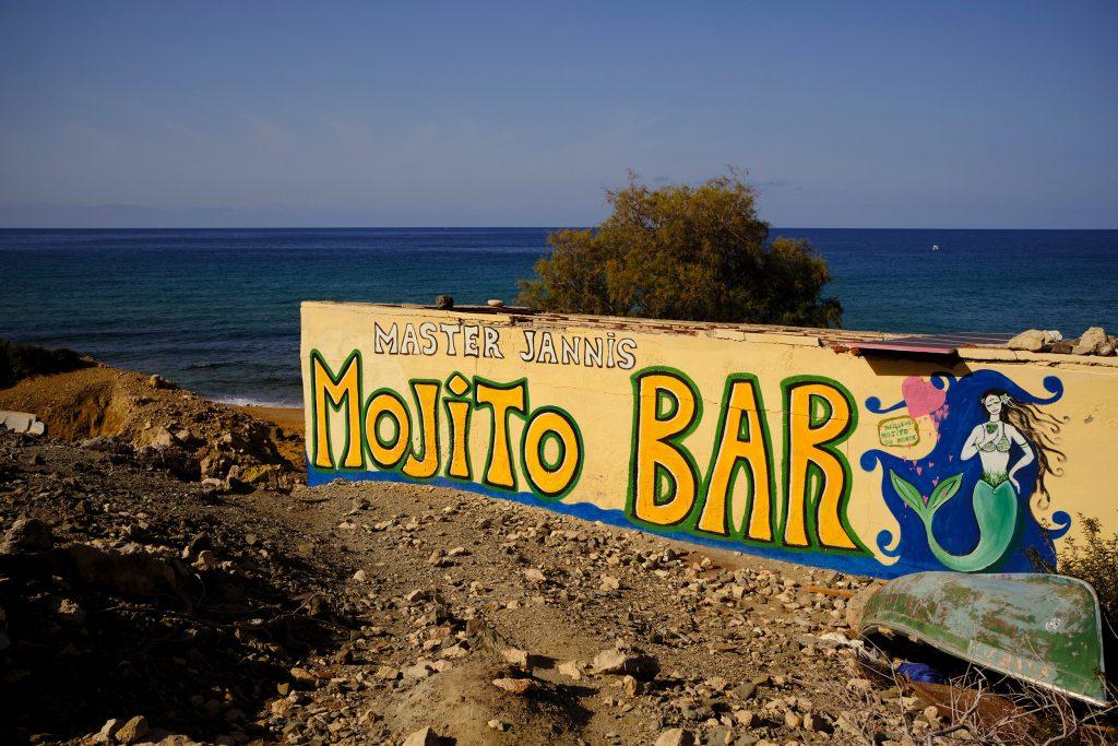 Griechenland Sunset Hike Matala Wandern Kreta
