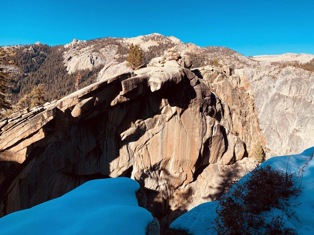 Sequoia National Park USA California Roadtrip Wandern Hiking