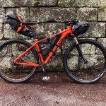 Bikepacking Elbsandstein Deutschland Gravelbike Sächsische Schweiz