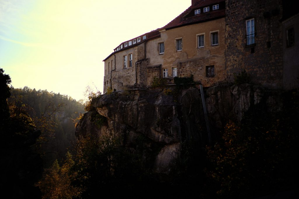 Wandern Fernwandern Malerweg Elbsandstein Sächsische Schweiz
