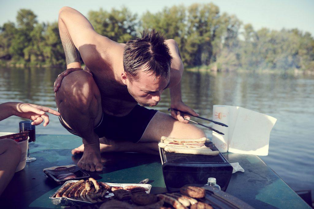 Havel Brandenburg Bootstour Hausboot Floss Wasserwandern