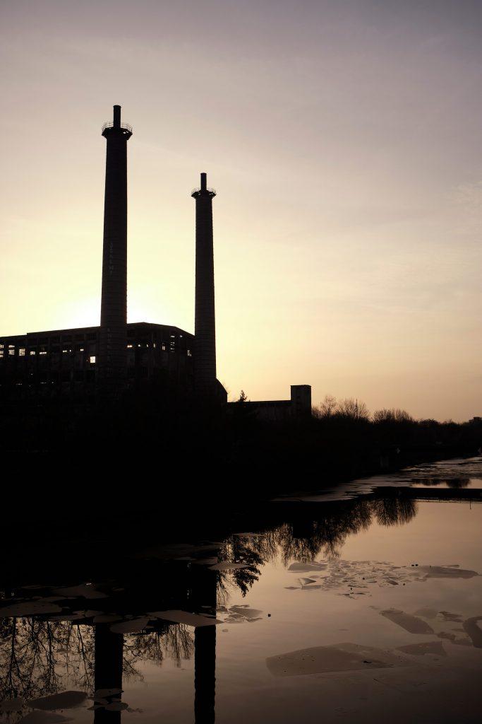Ruedersdorf Chemiewerk Industrie Berlin Dark Lost Places Brandenburg