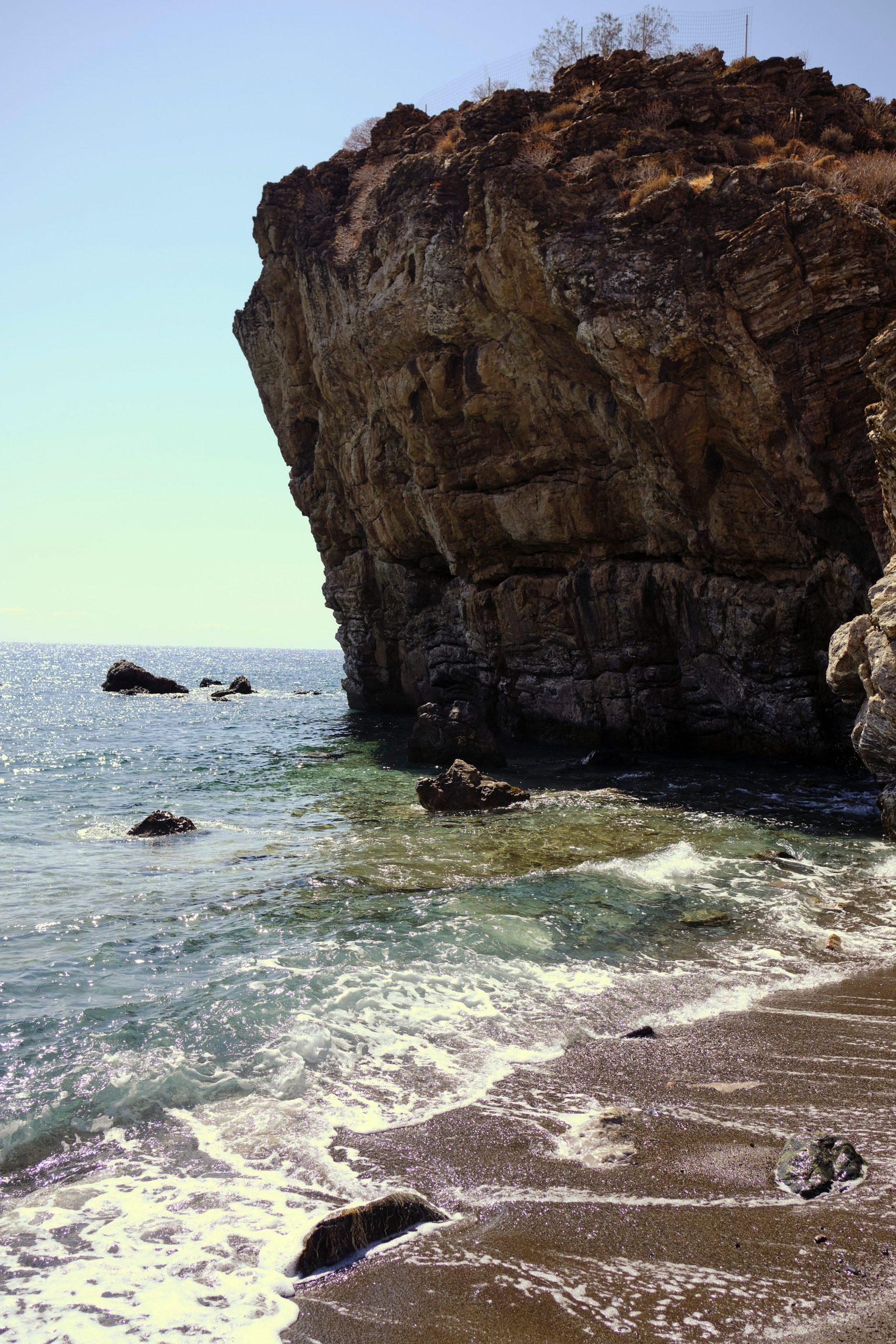 Kreta - Skinny-dipping am Trachoulas Beach