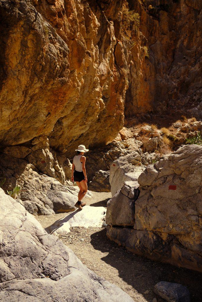 Kreta Griechenland Greece Crete Hiking Wandern E4