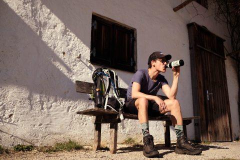 Chiemgau Bayern Alpen Wandern Hiking Mountains