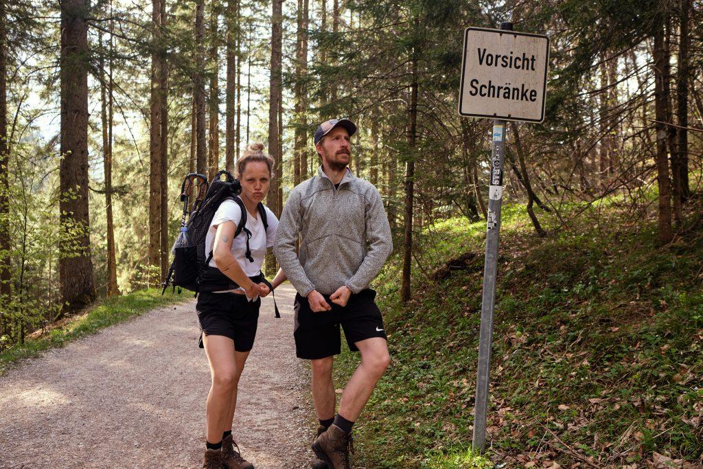 Berchtesgadener Land Bayern Wandern Hiking Berge Mountains