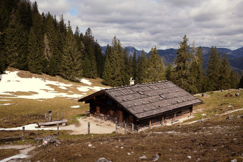 Berchtesgadener Land Bayern Wandern Hiking Watzmann Watzmannhaus