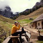 Berchtesgadener Land Bayern Halsalm Wandern Hiking